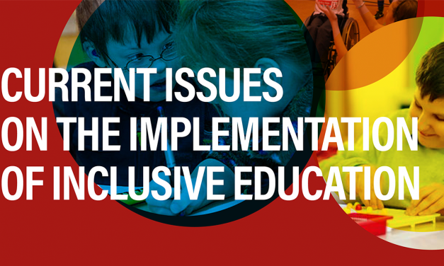 """Seminarium: """"Current Issues on the Implementation of Inclusive Education"""""""