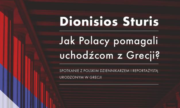 Jak Polacy pomagali uchodźcom z Grecji?