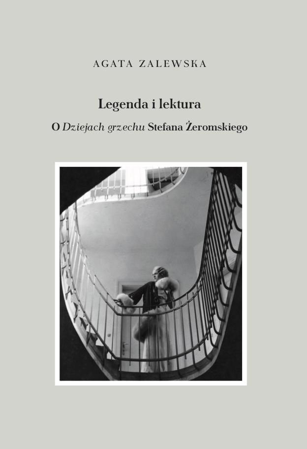 Zalewska, Zeromski, okladka książki