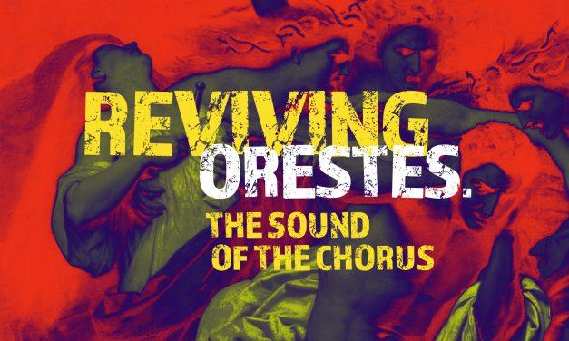 Wykład: Reviving Orestes. The Sound of the Chorus