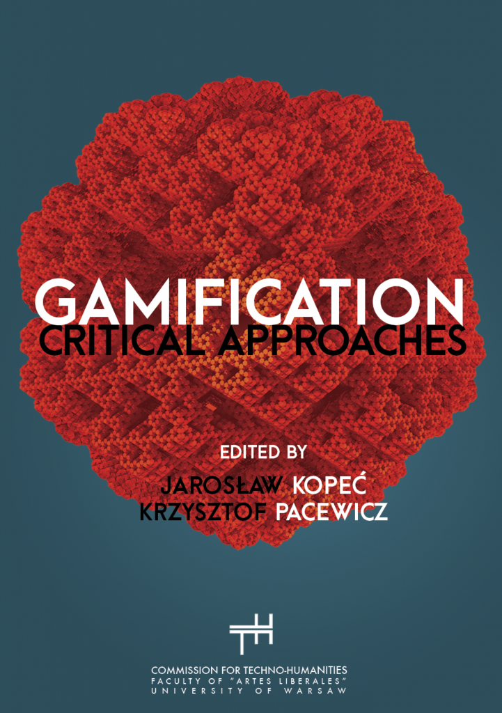 Book Cover: Gamification Critical Approaches