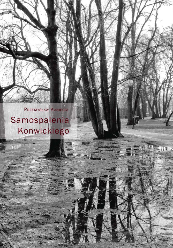 SAMOSPALENIA KONWICKIEGO okładka