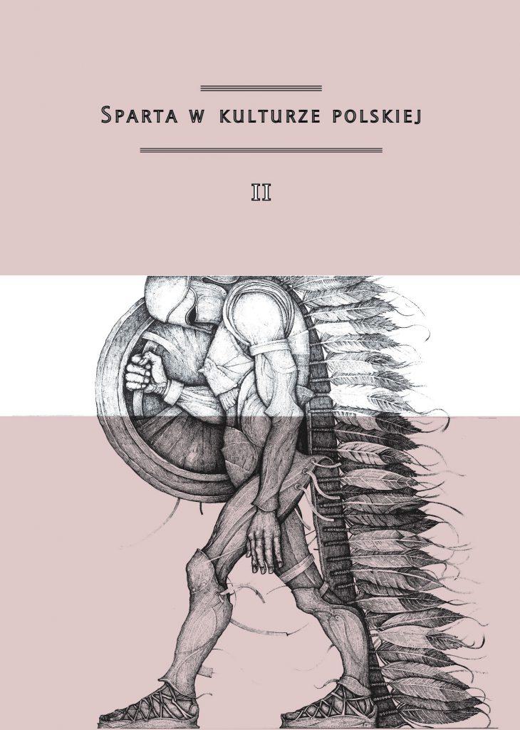 Sparta w kulturze polskiej. Tom II okładka