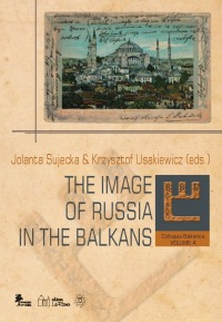 The Image of Russia in the Balkans okładka