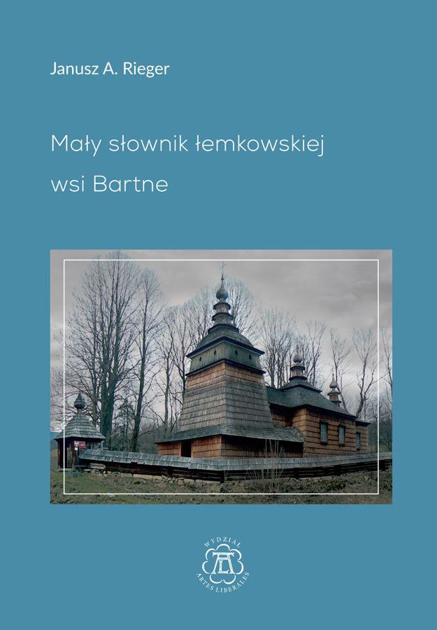 Mały słownik łemkowskiej wsi Bartne okładka