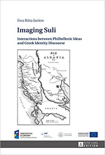 Imaging Suli: Interactions between Philhellenic Ideas and Greek Identity Discourse okładka