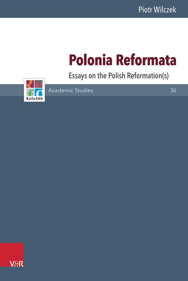 Polonia Reformata okładka
