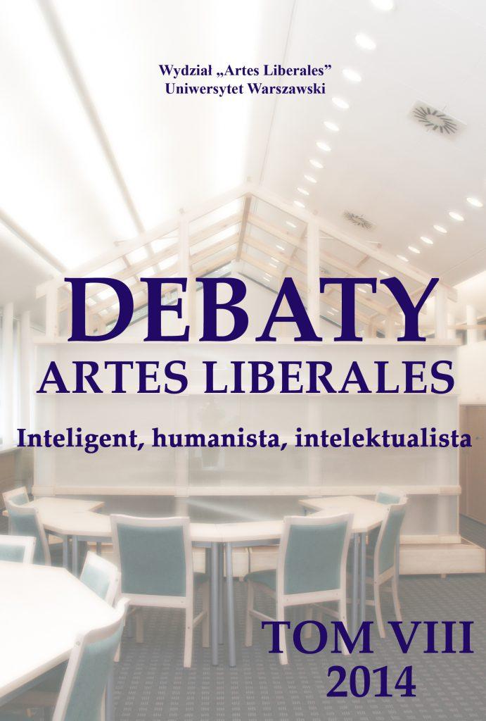 Debaty Artes Liberales – tom VIII