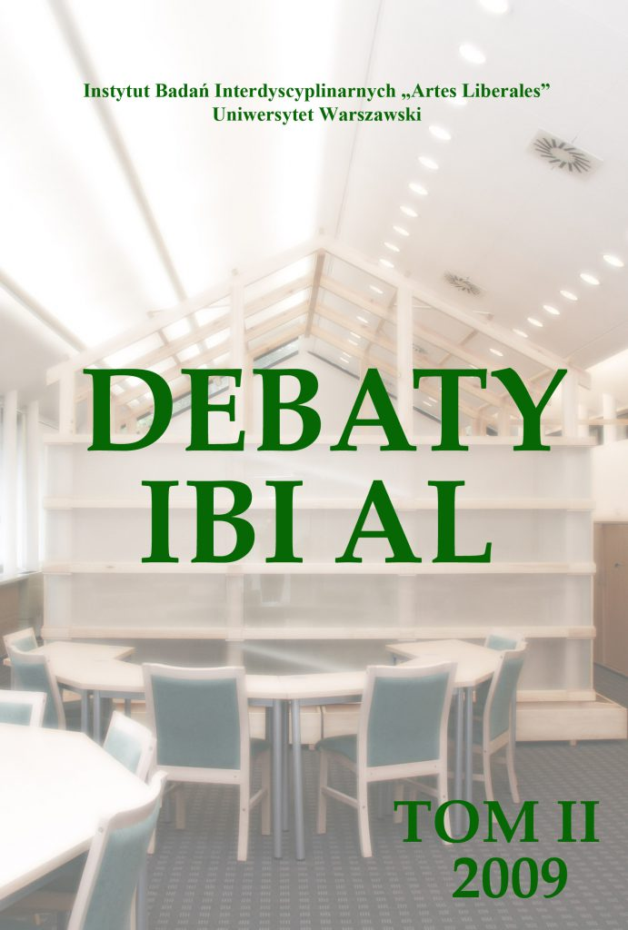 debaty tom II