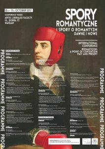 Spory romantyczne i spory o romantyzm plakat