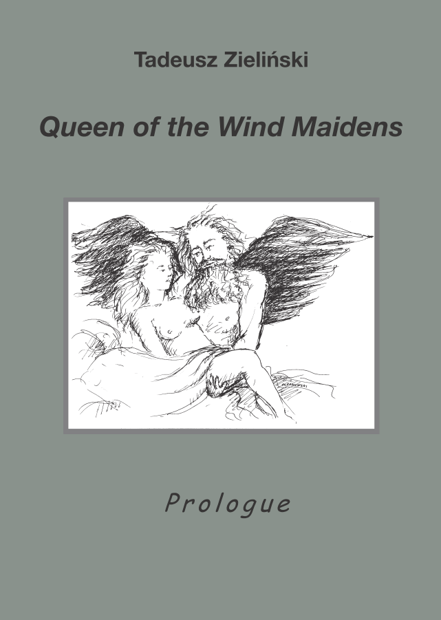Queen of the Wind Maidens. Prologue okładka