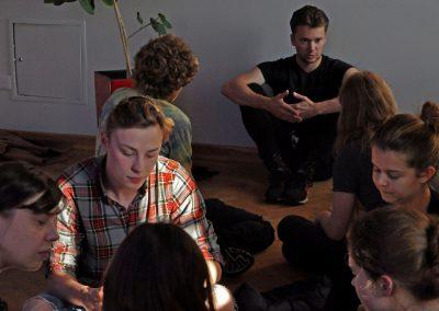 Warsztat w grupach