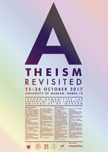Ateizm. Plakat. Październik 2017
