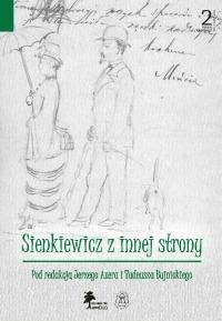 Sienkiewicz z innej strony okładka