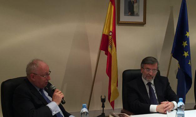 Dr José María Espinosa de los Monteros z wizytą w LIBAL