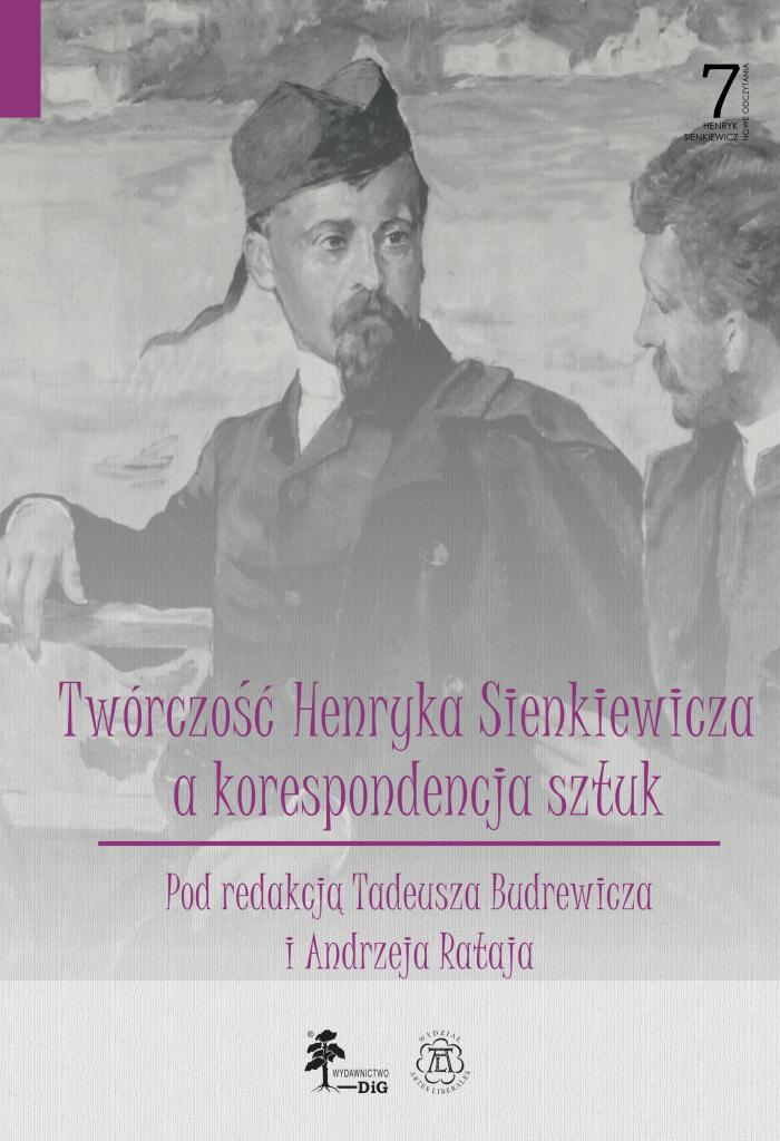 Sienkiewicz tom 7 okładka