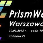 """10 marca: PrismWeek Warszawa – spotkanie Koła """"ALEA"""""""