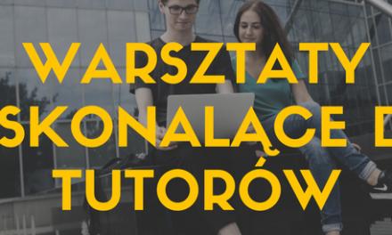 """22 i 23 lutego: Warsztaty doskonalące dla tutorów w ramach projektu """"Innohuman"""""""