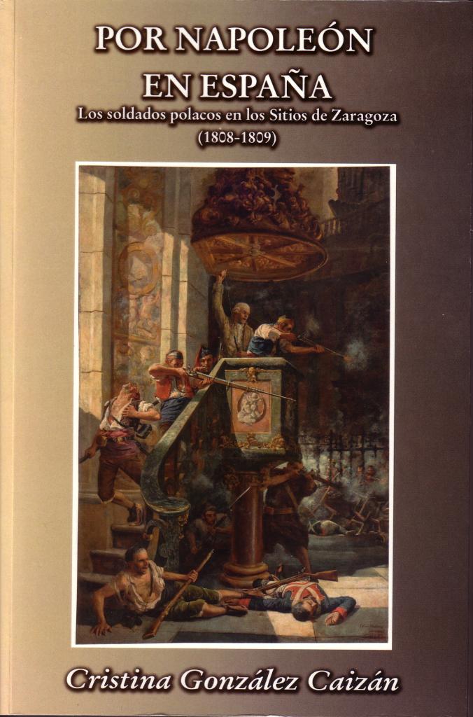 Por-Napoleon-en-Espana okładka
