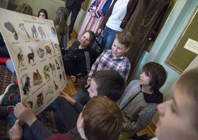 Warsztaty wilamowskie dla dzieci w Teatrze Polskie 2. Fot. Piotr Strojnowski