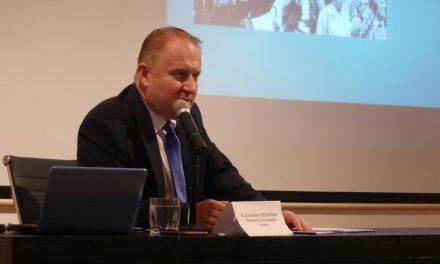 Wykład dr. Jana Stanisława Ciechanowskiego w Instytucie Cervantesa w Algierze