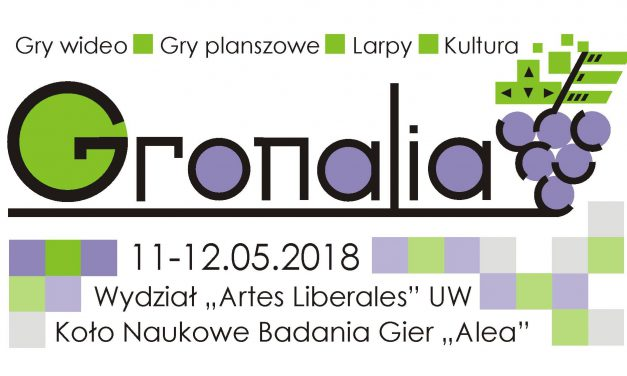 Gronalia 2018