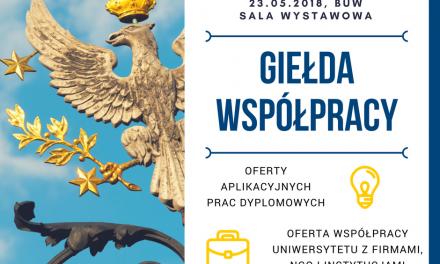 23 maja: Giełda Współpracy