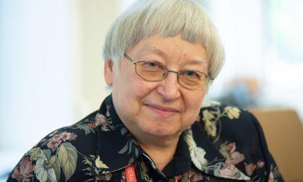 Złota Nagroda (Χρυσό Βραβείο) dla Profesor Małgorzaty Borowskiej