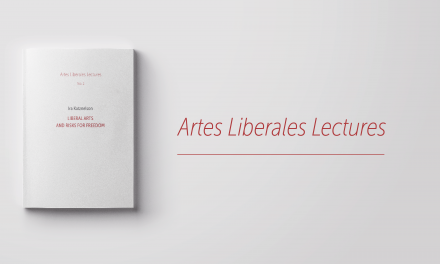 "Ira Katznelson: ""Liberal Arts and Risks for Freedom"""