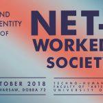 "16–17 października. Konferencja: The Self and Digital Identity in the Era of ""Networked Society"""