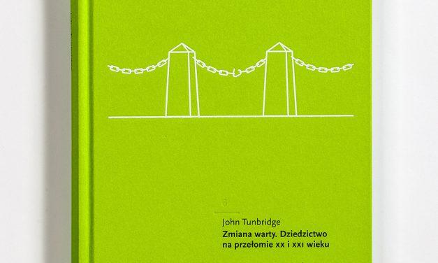 """Prof. John Tunbridge:  """"Trzydzieści lat później, czyli jak poradziliśmy sobie z dziedzictwem"""""""