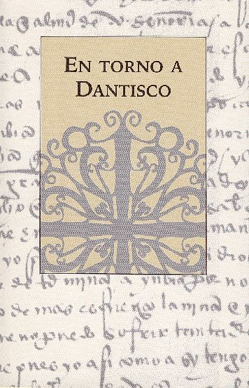 Book Cover: En torno a Dantisco