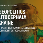 The Geopolitics of Autocephaly in Ukraine: Contested Identities, Church-State Cleavages and the Independent Orthodox Church
