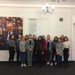"""Studentki Wydziału """"Artes Liberales"""" z wizytą w biurze Rzecznika Praw Obywatelskich"""