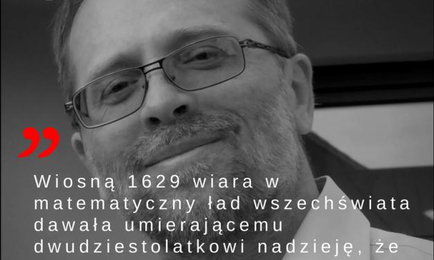 Prof. Paweł Stępień na TEDxUniversityofWarsaw