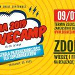 Obóz szkoleniowy Inkubatora UW – BraveCamp