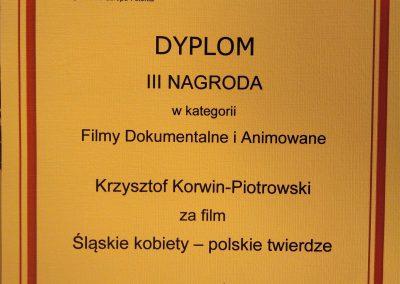 K.Korwin_Piotrowski_Nagroda_Śląskie_kobiety.dyplom