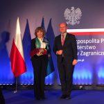 Nagroda dla dr hab. Cristiny González Caizán