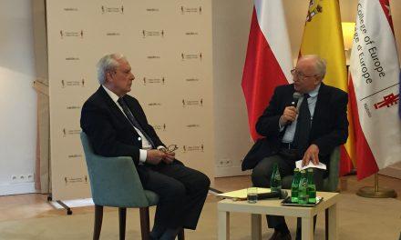 Wykład ambasadora Francisco Javiera Rupéreza Rubio (zdjęcia)