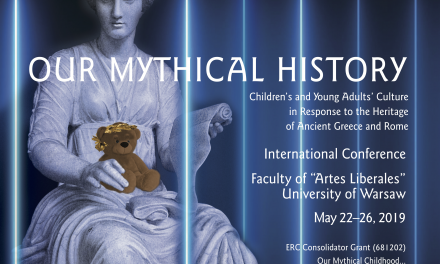 "22–26 maja, konferencja: ""Our Mythical History…"""