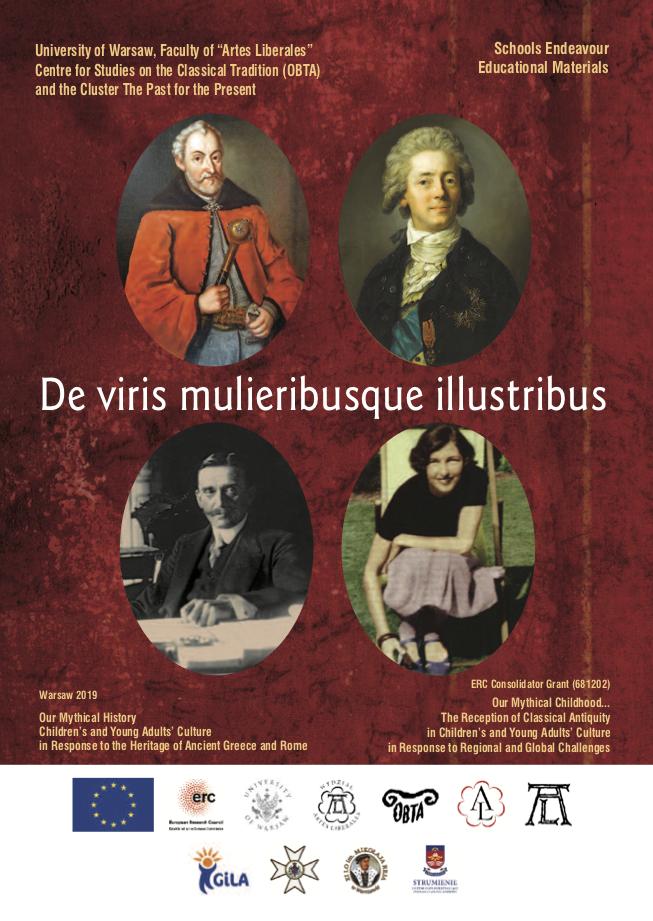 Book Cover: De viris mulieribusque illustribus