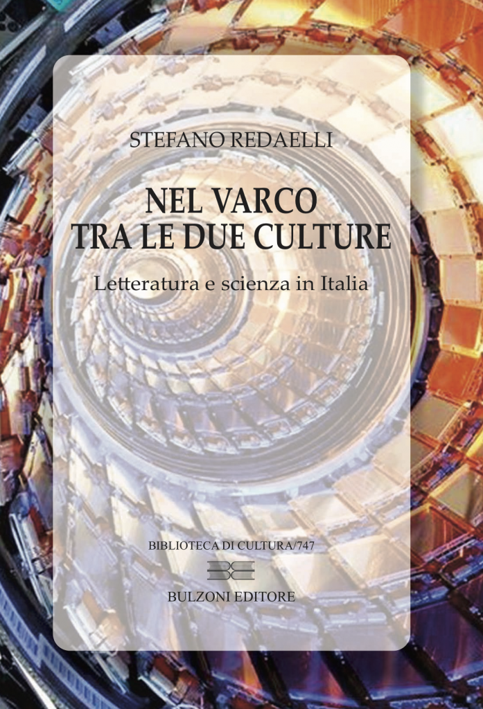 Book Cover: Nel varco tra le due culture. Letteratura e scienza in Italia