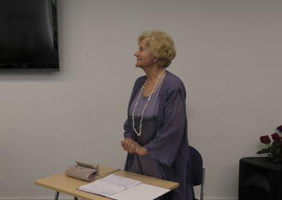 Pięćdziesięciolecie pracy naukowej prof. Aliny Nowickiej-Jeżowej 06