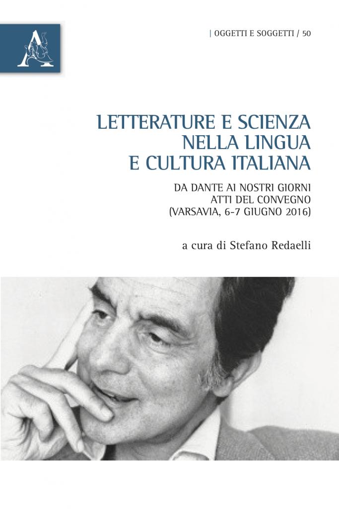 Book Cover: La scienza nella letteratura italiana