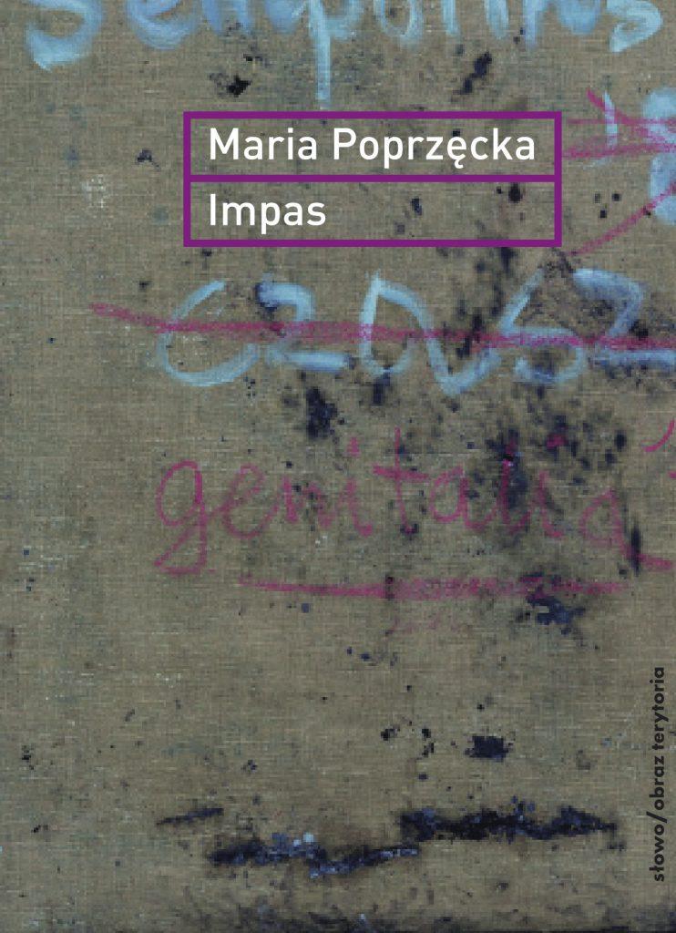 Book Cover: Impas. Opór, utrata, niemoc w sztuce