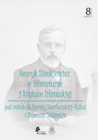 Book Cover: Henryk Sienkiewicz w literaturze i krytyce literackiej
