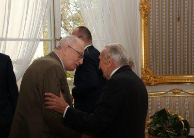 Odnowienie doktoratu prof. Wołodkiewicza, 17 października 2019 r.