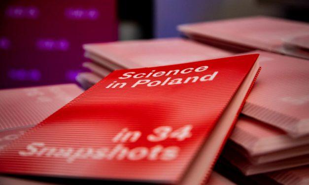 "Dr hab. Justyna Olko w publikacji ""Science in Poland in 34 Snapshots"""