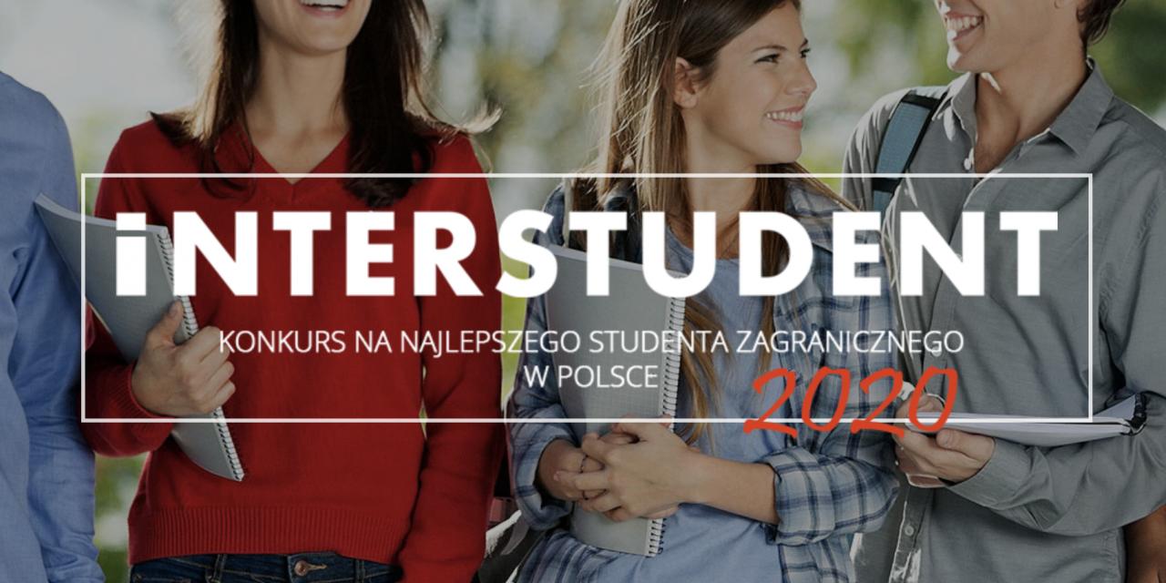 X edycja konkursu INTERSTUDENT