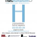 """22–23 lutego, konferencja: """"Transhumanizm: Idee, Strategie, Wątpliwości 3.0"""""""